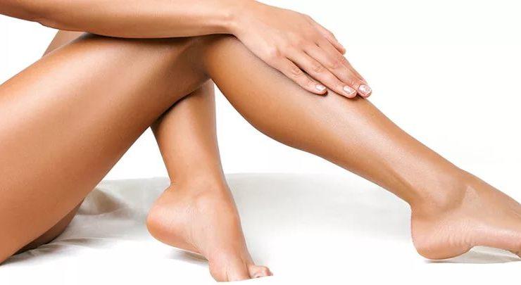 Депиляция - ноги