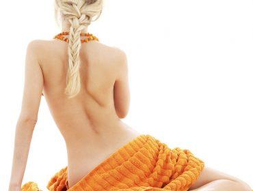 депиляция спина